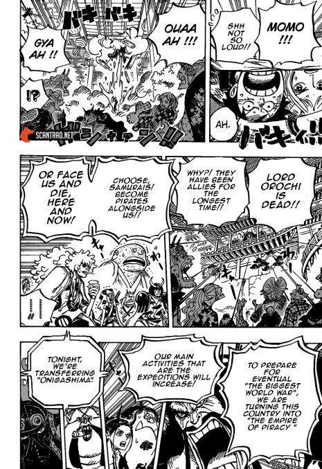 One Piece 985 Read One Piece Chapter 985